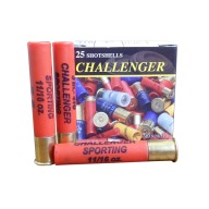 "CHALLENGER 410ga 11/16oz 3"" 1150fps #4 25/bx 20/cs"