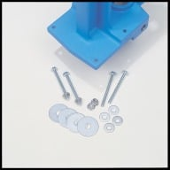 DILLON UNIVERSAL MOUNTING HARDWARE KIT