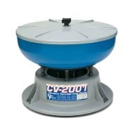 DILLON CV-2001 VIBRATORY CASE CLEANER/12.5qt BOWL