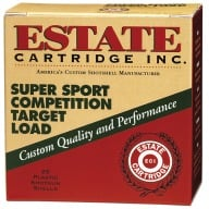 ESTATE 12ga 2.75d 1-1/8oz 1145fps #8 250/cs
