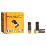 "FIOCCHI AMMO 12ga 2.75"" NICKEL 1485fps 1-3/8 #7.5 25/bx"