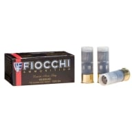 "FIOCCHI SLUG 12ga 2.75"" RIFLED 1300fps 7/8oz 10/bx 25/cs"