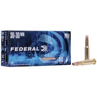 FEDERAL AMMO 30-30 WINCHESTER 150gr FN (P/S) 20/bx 10/cs