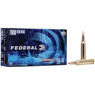 FEDERAL AMMO 7MM REMINGTON 150gr SP (P/S) 20/bx 10/cs