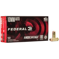 FEDERAL AMMO 10MM 180gr FMJ AMERICAN-EAGLE 50/b 20/c