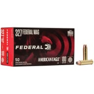 FEDERAL AMMO 327 FEDERAL MAG 100g SP AM.-EAGLE 50/bx 20/cs