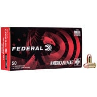 FEDERAL AMMO 380 ACP 95gr FMJ AM.-EAGLE 50/bx 20/cs