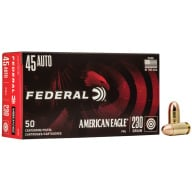 FEDERAL AMMO 45 ACP 230gr FMJ AM.-EAGLE 50/bx 20/cs
