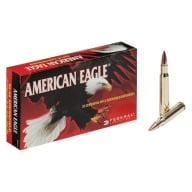 FEDERAL AMMO 7.62x39 124gr FMJ AM.-EAGLE 20/bx 25/cs