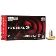9mm Luger - Handgun - Ammo - Graf & Sons