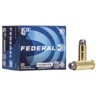 FEDERAL AMMO 45 COLT 225gr SWC-HP 20/bx 25/cs