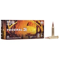 FEDERAL AMMO 223 REMINGTON 62gr FUSION-BT 20/bx 10/cs