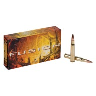 FEDERAL AMMO 260 REMINGTON 120gr FUSION-BT 20/bx 10/cs