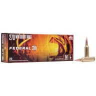 FEDERAL AMMO 270 WSM 150gr FUSION-BT 20/bx 10/cs