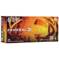 FEDERAL AMMO 45-70 GOVT 300gr FUSION-BT 20/bx 10/cs