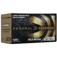 FEDERAL PRIMER LARGE RIFLE MAGNUM MATCH 5000/CASE