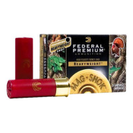"FEDERAL AMMO 12ga 3.5"" TURKEY 1300fps 1-7/8oz #7 5b 10c"