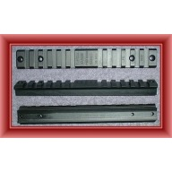 FARRELL BASE SAVAGE 12 SA 1-PC RND ACTN 20MOA MATTE