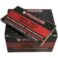 FIOCCHI PRIMER SMALL RIFLE MAG LEAD FREE 12,000/cs