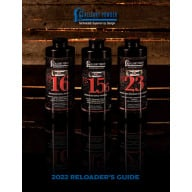 Alliant Powder Reloader's Guide 2018 Edition