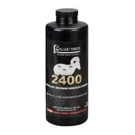 ALLIANT 2400 8LB (1.4C) POWDER 2/CS