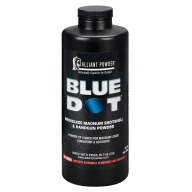 ALLIANT BLUE DOT 5LB POWDER 6/CS