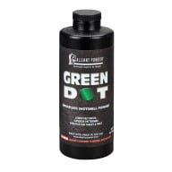 ALLIANT GREEN DOT (1.4C) 1LB POWDER 10/CS