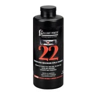 ALLIANT RELODER 22 (1.4C) 1LB POWDER 10/CS