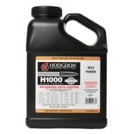 HODGDON H1000 8LB POWDER 2/CS