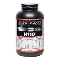 Hodgdon H110 Smokeless Powder 1 Pound