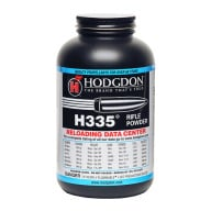 HODGDON H335 1LB POWDER (1.4c) 10/CS