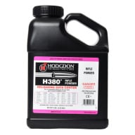 Hodgdon H380 Smokeless Powder 8 Pound