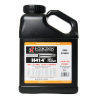 HODGDON H414 8LB POWDER 2/CS