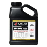 HODGDON H4198 8LB POWDER (1.4c) 2/CS