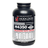 HODGDON H4350 1LB POWDER (1.4c) 10/CS