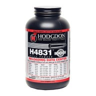 HODGDON H4831 1LB POWDER (1.4c) 10/CS