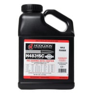 HODGDON H4831-SC 8LB POWDER SHORTCUT (1.4c)2/C
