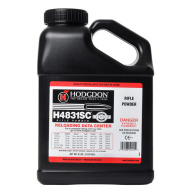 HODGDON H4831-SC 8LB POWDER SHORTCUT 2/CS