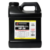 Hodgdon HP38 Smokeless Powder 8 Pound
