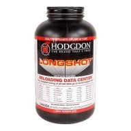 Hodgdon Long Shot Smokeless Powder 1 Pound