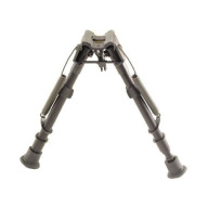 "HARRIS BIPOD SERIES 1A2 SOLID BASE 9-13""LEG NOTCH"