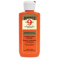 HOPPES LUBRICATING OIL 2.25oz BOTTLE 10/CS