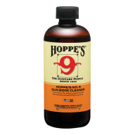 HOPPES #9 POWDER SOLVENT 16oz BOTTLE 10/CS