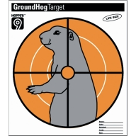 "HOPPES TGT PAPER GROUND HOG 10.5x12"" 20/PKG 10/CS"