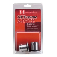 HORNADY LOCK-N-LOAD DIE BUSHING (2-PACK)