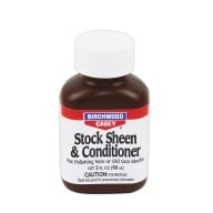 BIRCHWOOD-CASEY STOCK SHEEN & CONDITIONER 3oz 6/CS