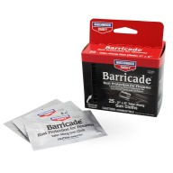 "BIRCHWOOD-CASEY BARRICADE TAKE- ALONG 5x8""CLOTH 25/PK 6/C"