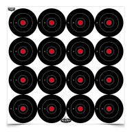"BIRCHWOOD-CASEY DIRTY-BIRD 3"" RND BULLSEYE 108/PKG 6/CS"