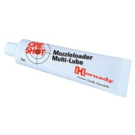 HORNADY ONE-SHOT MUZZLELOADER MULTI LUBE 2oz 12/CS
