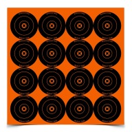 "BIRCHWOOD-CASEY BIG-BURST 3"" ROUND TARGET 400/PKG 6/CS"